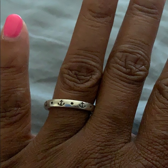 James Avery Jewelry - James Avery anchor ring
